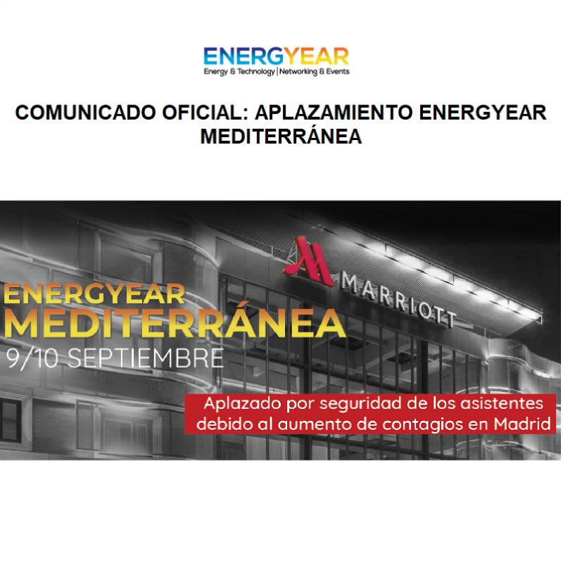 Comunicado Oficial. Aplazamiento Energyear Mediterránea_12