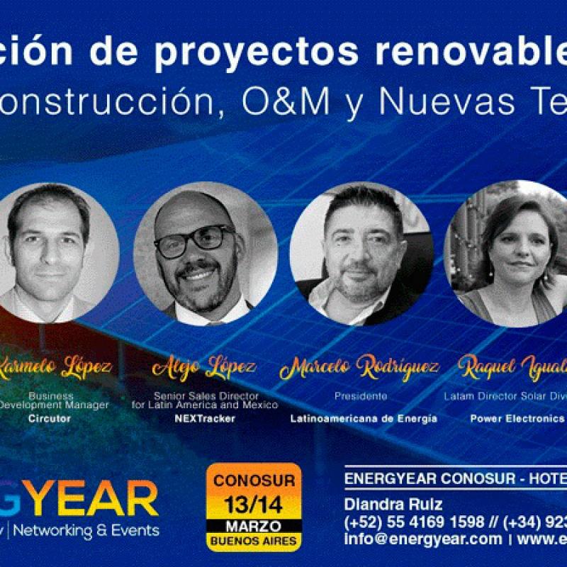 Energyear, Andina 2018-1