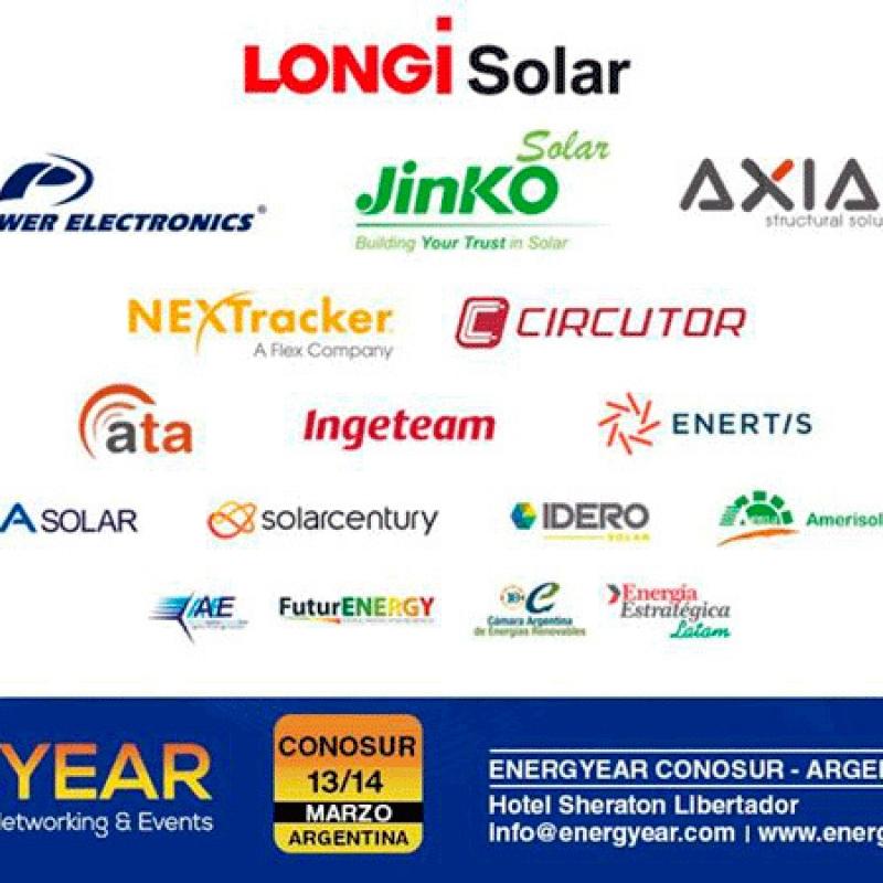 Energyear, Andina 2018