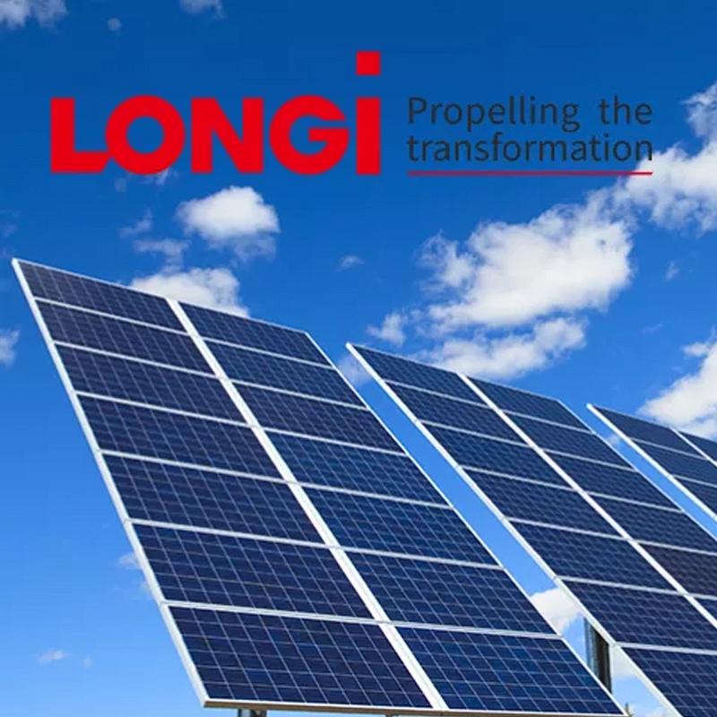 LONGi recibe premio RETC